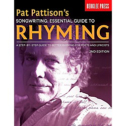 Berklee Press Pat Pattison's Songwriting: Essential Guide to Rhyming (124366)