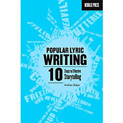 Berklee Press Popular Lyric Writing - 10 Steps To Effective Storytelling (50449553)