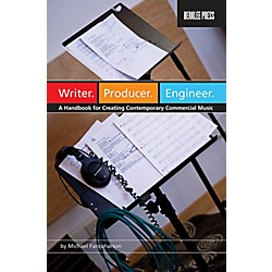 Berklee Press Writer Producer Engineer - A Handbook for Creating Contemporary Commercial Music (50449461)