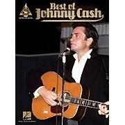 Hal Leonard Best Of Johnny Cash Guitar Tab Songbook