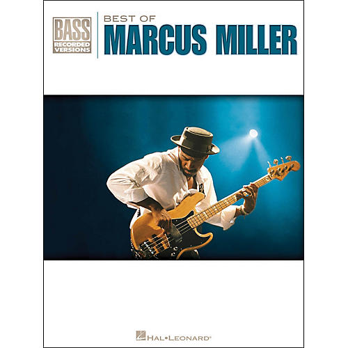 Hal Leonard Best Of Marcus Miller Bass Tab Songbook-thumbnail