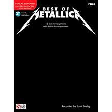 Cherry Lane Best Of Metallica Cello