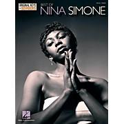 Hal Leonard Best Of Nina Simone - Original Keys For Singers