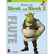 Cherry Lane Best Of Shrek And Shrek 2 for Flute Book/CD