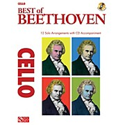Cherry Lane Best of Beethoven Instrumental Play-Along Series Softcover with CD