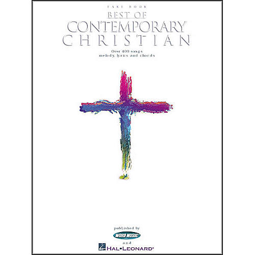 Hal Leonard Best of Contemporary Christian Fake Book-thumbnail