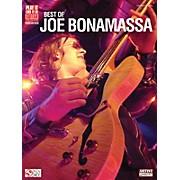 Cherry Lane Best of Joe Bonamassa Play It Like It Is Guitar Tab Songbook
