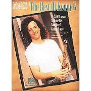 Hal Leonard Best of Kenny G - Saxophone (Saxophone)