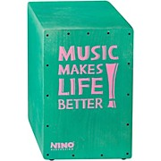 Nino Better Life Series Cajon, Grey
