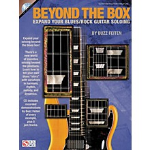 Cherry Lane Beyond The Box: Expand Your Blues/Rock Guitar Soloing (Book/CD)