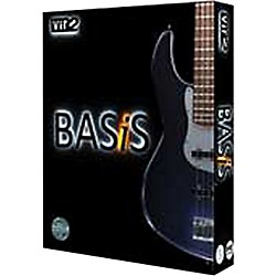 Big Fish BASiS Bass Virtual Instrument Software (BAS01)
