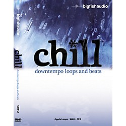Big Fish Chill: Downtempo Loops and Beats Audio Loops (CDTL1-10RW)