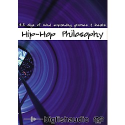 Big Fish Hip Hop Philosophy Audio Loops (HHP01-1ORW)