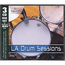 Big Fish LA Drum Sessions Audio Loops (LADS1-WZ)