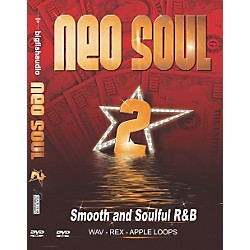 Big Fish Neo Soul 2 Audio Loops (NES02-10RW)
