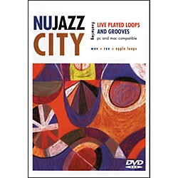 Big Fish Nu Jazz City Audio Loops (NJC01-1ORW)