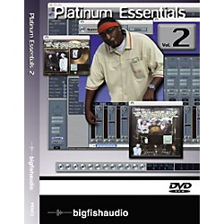 Big Fish Platinum Essentials 2 Audio Loops (PEKC2-10RW)
