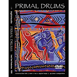 Big Fish Primal Drums Sample Library DVD (PRDR1)