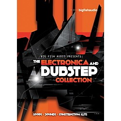 Big Fish The Electronica and Dubstep Collection (29642)