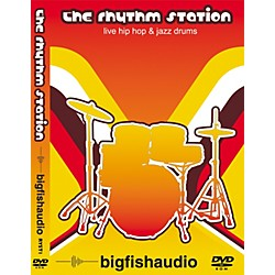 Big Fish The Rhythm Station Sample Library DVD (RYST1)