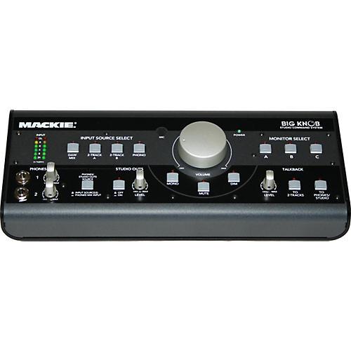 Mackie Big Knob Studio Command System