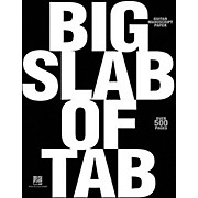 Hal Leonard Big Slab of Tab