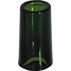 BigHeart Glass Double Cut Bottleneck Guitar Slide (G DC 09 ML)