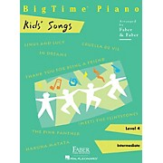 Faber Piano Adventures BigTime Piano Kids' Songs Faber Piano Adventures Series