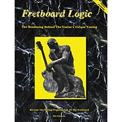 Bill Edwards Publishing Fretboard Logic 1 The Guitar's Unique Tuning Book (VOL 1)