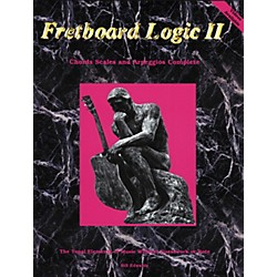 Bill Edwards Publishing Fretboard Logic 2 Chords Scales and Arpeggios Book (VOL 2)