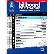 Alfred Billboard Top Tracks Instrumental Solos for Strings - Viola Book & CD Play-Along
