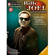 Hal Leonard Billy Joel - Jazz Play-Along Volume 181 (Book/CD)