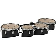 Sound Percussion Labs Birch Marching Tenor Drum with Carriers Quad with Carrier