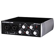 PreSonus Black Audiobox 2x2 USB Recording System