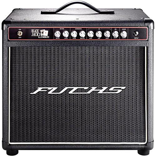 Fuchs Black Jack 21W Tube Guitar Combo Mini-Amp-thumbnail