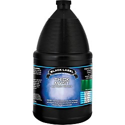 Black Label Thick Myst High Density Fog Juice - 1 Gallon (Thick Myst)
