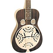 Regal Black Lightning Resonator Guitar