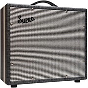 Supro Black Magick 75W 1x12 Extension Speaker Cabinet