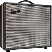 Supro Black Magick 75W 1x15 Extension Speaker Cabinet