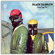 Black Sabbath - Never Say Die 180 Gram Vinyl LP