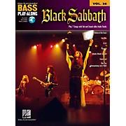 Hal Leonard Black Sabbath Bass Play-Along Volume 26 Book/CD