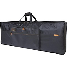 Roland Black Series Keyboard Bag with Backpack Straps - Deep