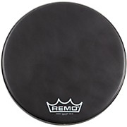 Remo Black Suede PowerMax Marching Bass Drumhead