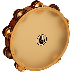 Black Swamp Percussion SoundArt Series 10 inch Tambourine Double Row with Remo Head (TC1S)