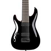 Schecter Guitar Research Blackjack C-8 Left Handed Electric Guitar