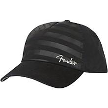 Fender Blackout USA Flag Hat - Onesize