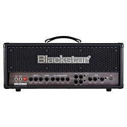 Blackstar HT Metal Series HTMETAL100H 100W Tube Guitar Head w/Reverb (HTMETAL100H)