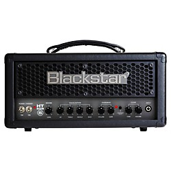 Blackstar HT Metal Series HTMETAL5H 5W Tube Guitar Head w/Reverb (HTMETAL5H)