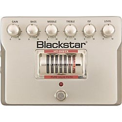 Blackstar HT Series HT-DISTX Tube High Gain Distortion Guitar Effects Pedal (HTDX1)
