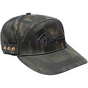Fender Blackwash Rivets Hat - Onesize